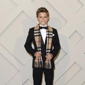 Fans Go Crazy Fro Romeo Beckham's Fashion Campaign