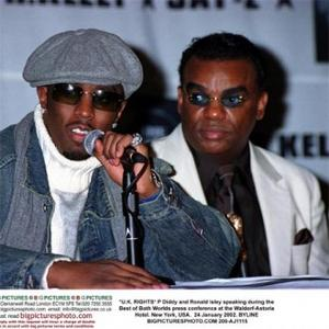 Ronald Isley Honoured At 2010 Soul Train Awards