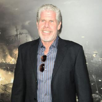 Ron Perlman's wife finally responds to divorce petition