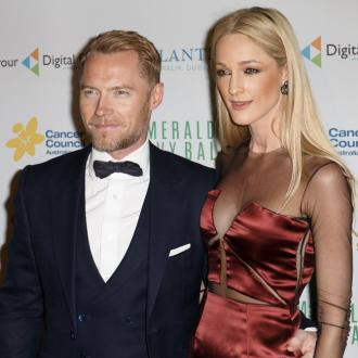 Ronan Keating's wife Storm suffered with morning sickness