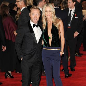 Ronan Keating 'excited' to see his wife embrace motherhood