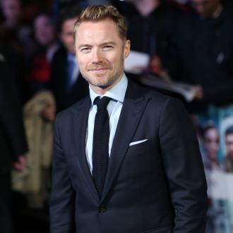 Ronan Keating wants to rediscover his chiselled abs