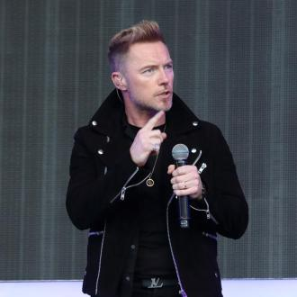 Ronan Keating signed autograph for fan who thought he was Beck