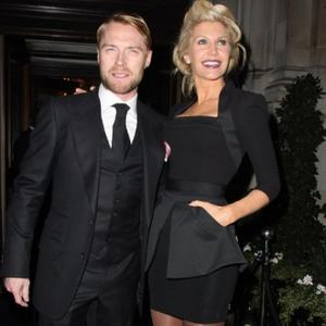 Ronan Keating Joined By Wife Down Under