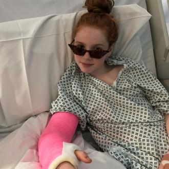 Ronan Keating's daughter Ali spends 'hours in surgery' after horseriding accident