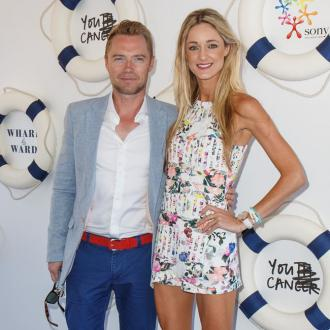 Ronan Keating felt Stephen Gately's presence