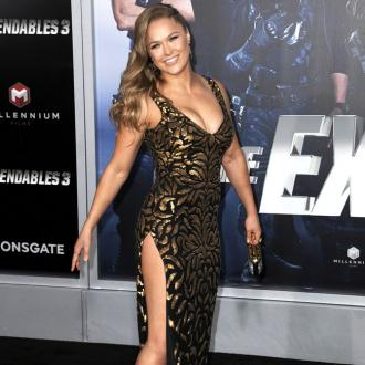Ronda Rousey refused to shave her head for Mile 22