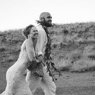 Ronda Rousey And Travis Browne Tie The Knot