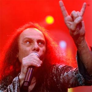 Ronnie James Dio Buried