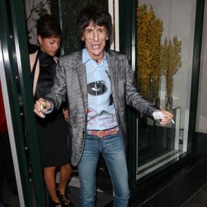 Ronnie Wood Ready For Rolling Stones