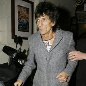 Ronnie Wood: I Helped Raise Mark Ronson