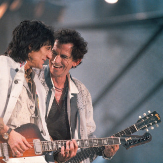 Guitar shot at by Keith Richards to go under the hammer