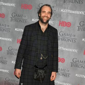 Rory McCann hasn't seen much of Game of Thrones