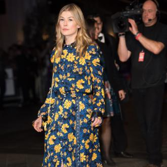 Rosamund Pike admits she's in a privileged position