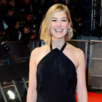 Rosamund Pike Got 'Butt Naked' At Baftas