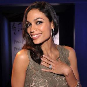 Rosario Dawson At Home With Hookers