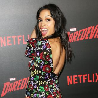 Rosario Dawson doesn't want regrets