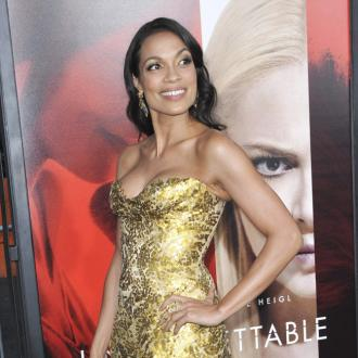 Rosario Dawson 'drinks clay'