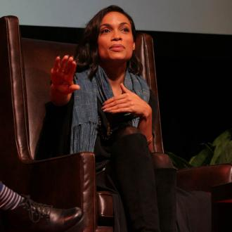 Rosario Dawson's 'journey' to create Fashion Rising Collection