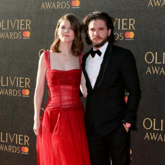 Kit Harington played 'first-world' prank on Rosie Leslie