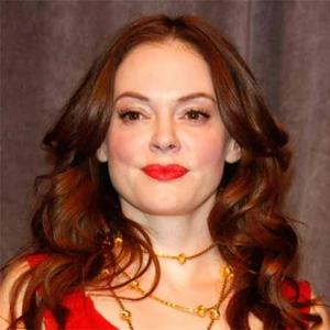 Punk Actress Rose Mcgowan