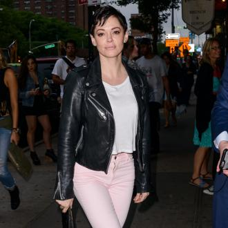 Rose McGowan says Harvey Weinstein represents 'evil'