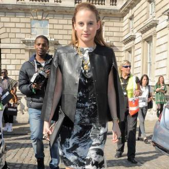 Rosie Fortescue wants Cara Delevingne to wear her line