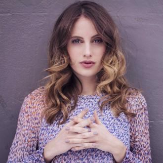Rosie Fortescue's perfect manicure