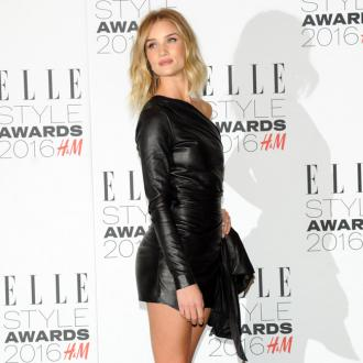 Rosie Huntington-Whiteley has 'always' bought saucy underwear