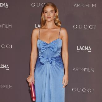 Rosie Huntington-Whiteley had adult acne after pregnancy