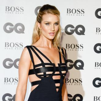 Rosie Huntington-Whiteley: Doing my own make up is relaxing