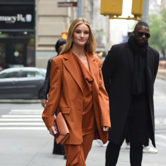 Rosie Huntington-Whiteley signed with M+S because of impressive stats