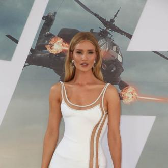 Rosie Huntington-Whiteley's biggest beauty lesson