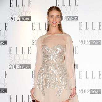 Rosie Huntington-whiteley Hates 'Crazy Parties'