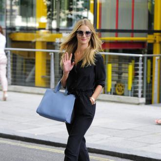 Rosie Huntington-whiteley Shuns Fad Diets