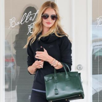 Rosie Huntington-whiteley Is Preparing For Looks To Fade