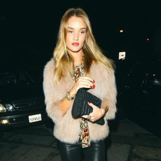 Rosie Huntington-Whiteley: Creating a fragrance was a dream come true