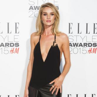 Rosie Huntington-Whiteley: Pigs in blankets make me happy