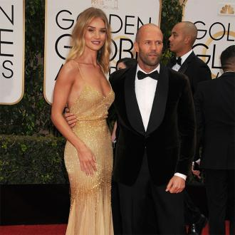 Rosie Huntington-Whiteley and Jason Statham preparing for baby's arrival
