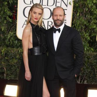 Rosie Huntington-whiteley And Jason Statham On Trial Break?
