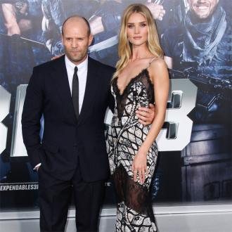 Rosie Huntington-Whiteley loves Jason Statham's naked sleeping