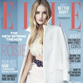 Rosie Huntington-whiteley's Dieting Days