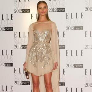 Rosie Huntington-whiteley's Lingerie Collection Close To Sell Out