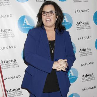 Rosie O'Donnell reflects on being a grandma