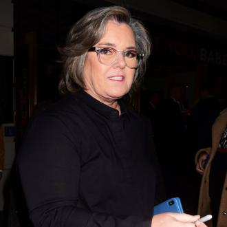Rosie O'Donnell says becoming grandparent is 'beautiful'