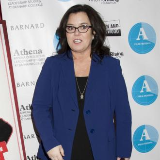 Rosie O'Donnell quit The View because of stress