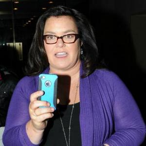 Rosie O'donnell Reveals Secret Wedding