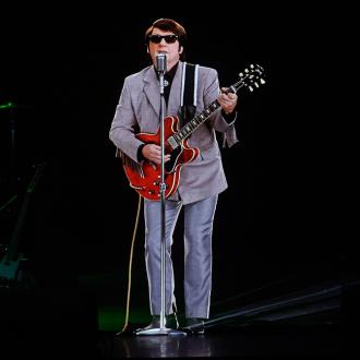 Alex Orbison Cried After Seeing Hologram Of His Father