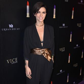 Ruby Rose's girlfriend writes love letters
