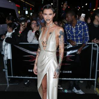 Ruby Rose talks coming out